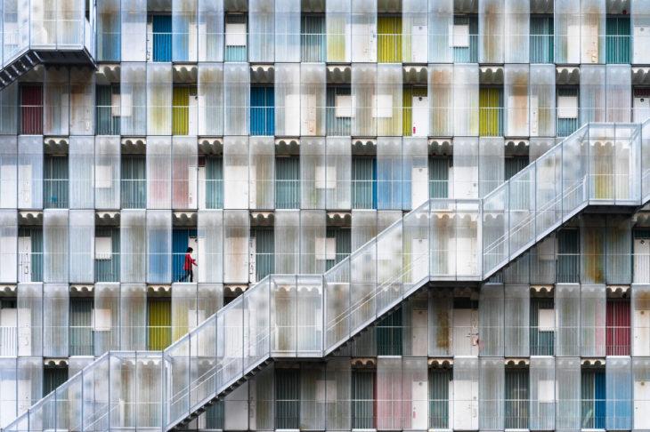 edificios en Japón