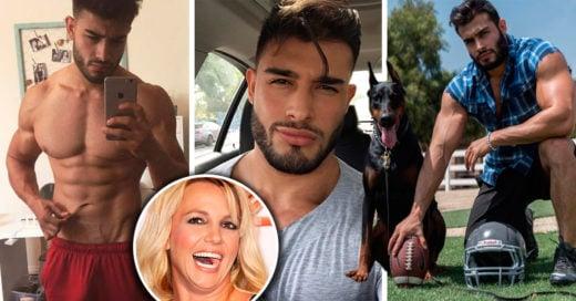 15 Sexis fotografías que comprueban porque Sam Asghari es el novio más guapo que ha tenido Britney Spears