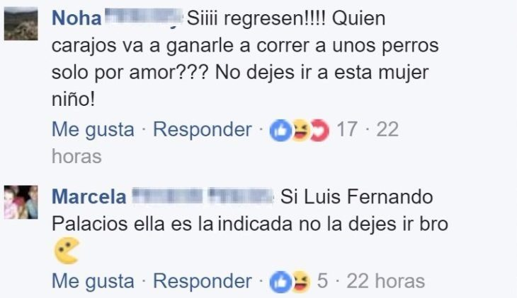 comentarios chicos en facebook