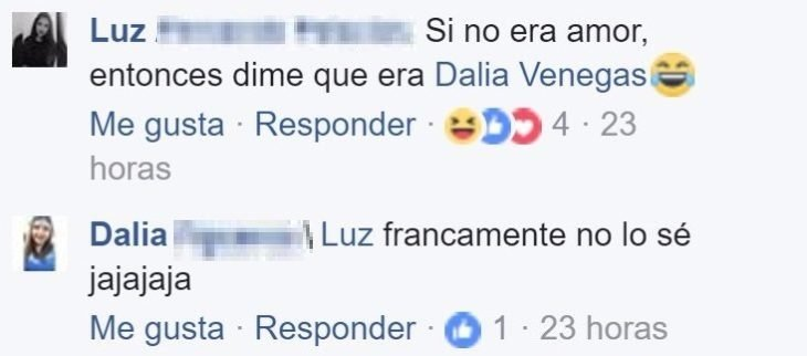 comentarios en facebook de un meme