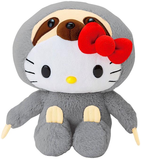 hello kitty perezosa