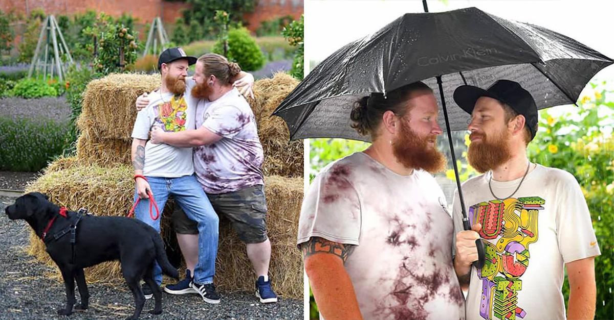 Está sesión de fotos preboda ha hecho reír a todo Internet; la novia no pudo asistir y el padrino tomó su lugar