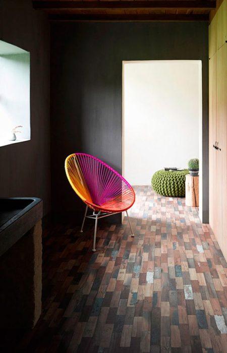 silla acapulco color