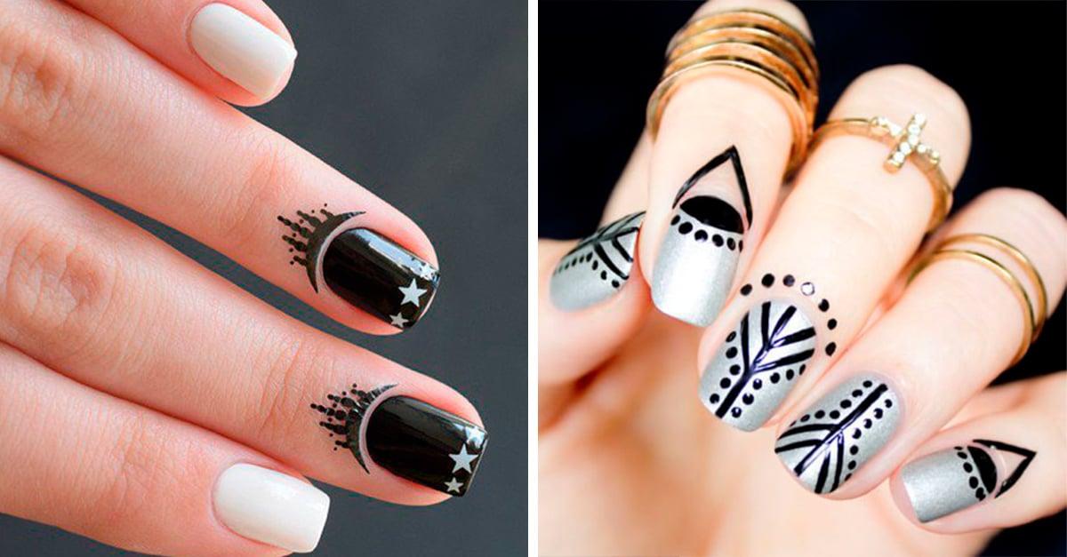 20 Tatuajes de cutícula que le darán un toque 'chic' a tus uñas