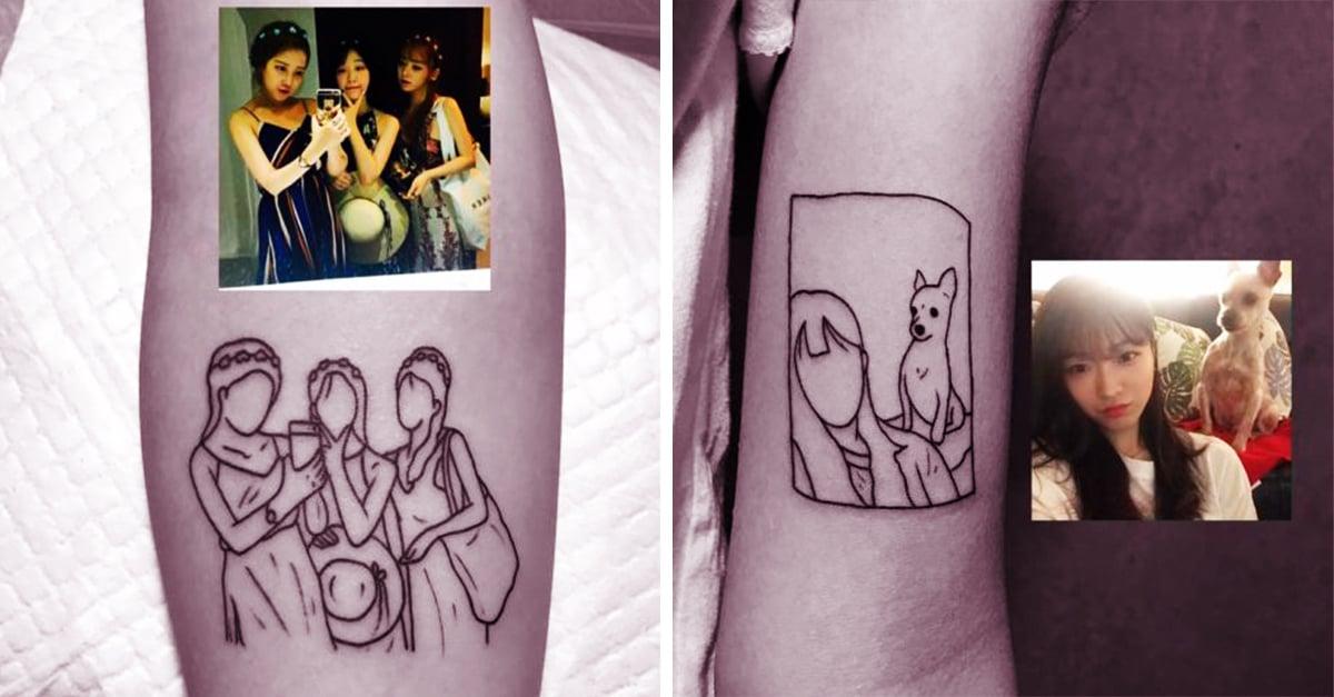 Tatuajes minimialistas inspirados en momentos especiales, es la nueva tendencia que te fascinará