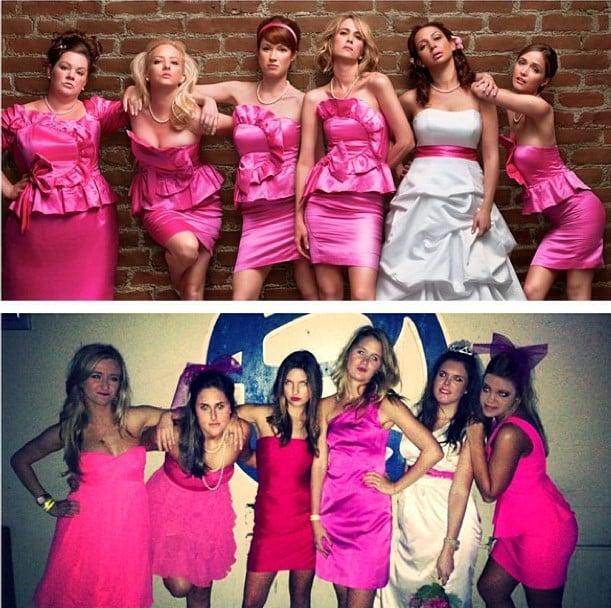 Damas en guerra disfraz grupal