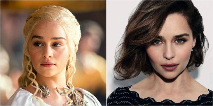 Danerys Targaryen Emilia Clarke
