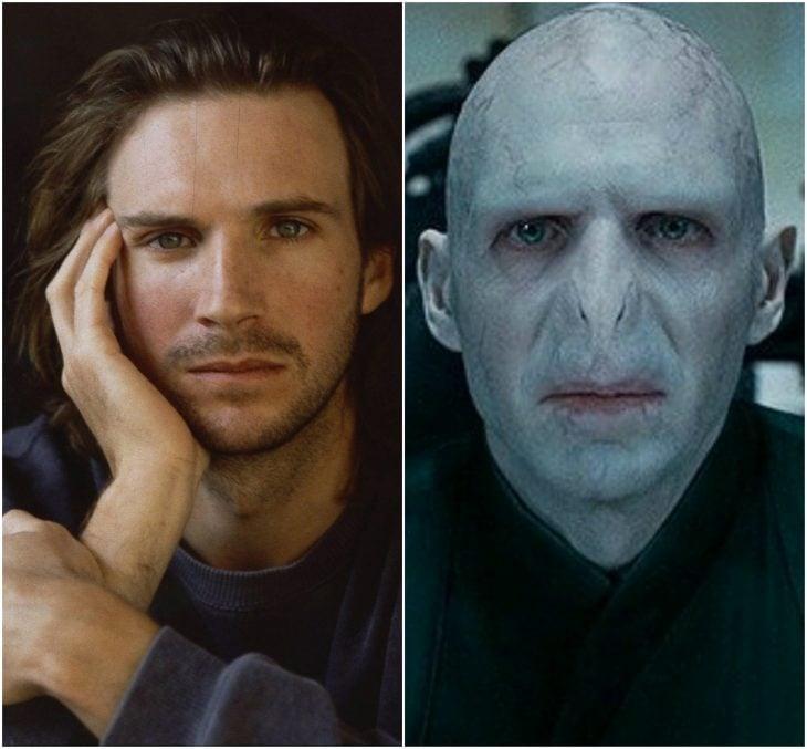 Ralph Fiennes como Lord Voldemort
