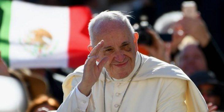 papa francisco ayuda a mexico