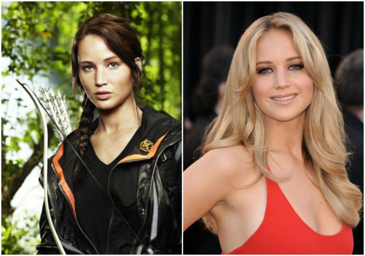 Katnees everdeen jennifer lawrence