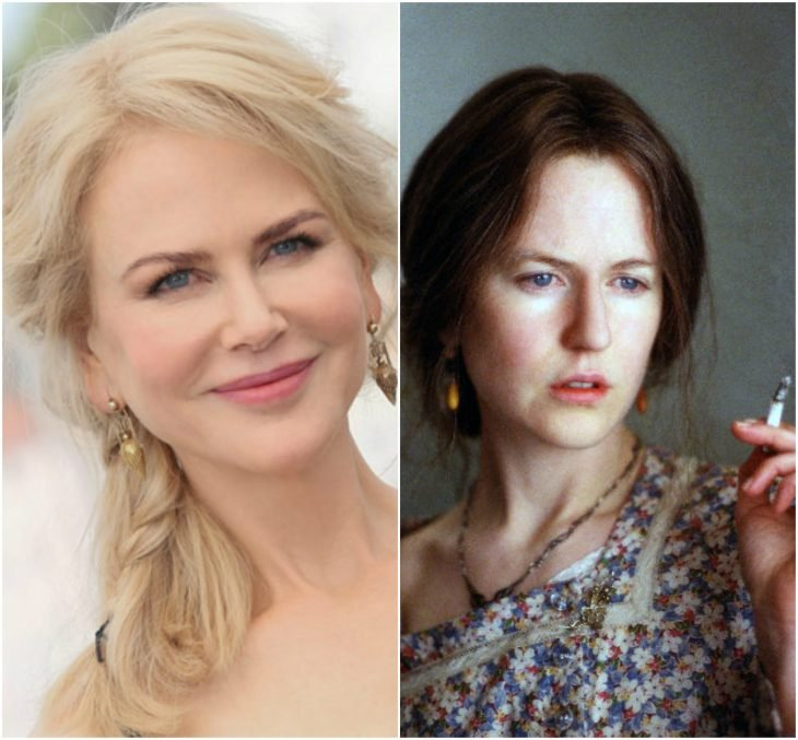 Nicole Kidman como Virginia Woolf