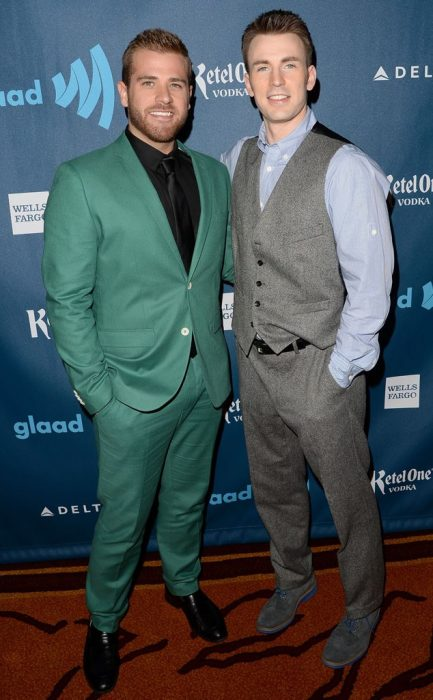 chris evans y scott evans