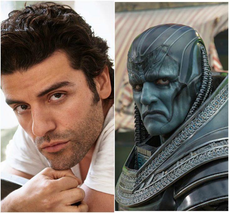 Oscar Isaac como Apocalypse