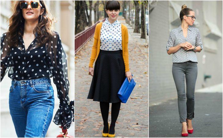 blusas de botones