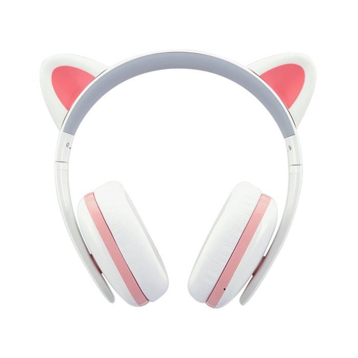 audifonos de gato