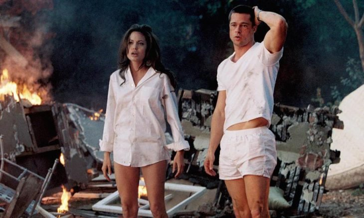 Brad Pitt y Angelina Jolie/ John y Jane Smith