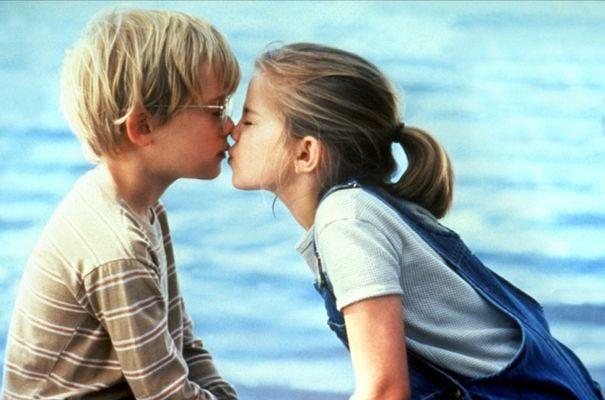 mi primer beso beso