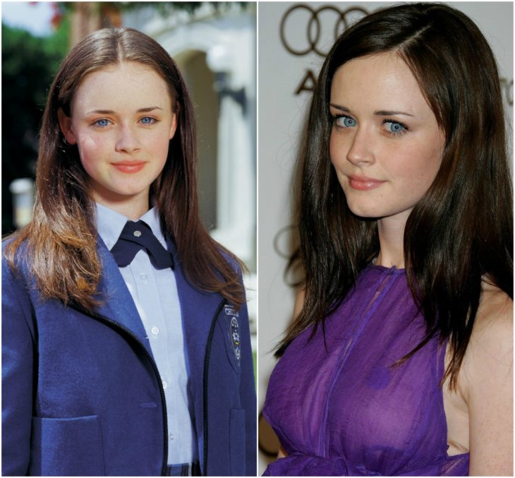 Rory Gilmore Alexis Bledel