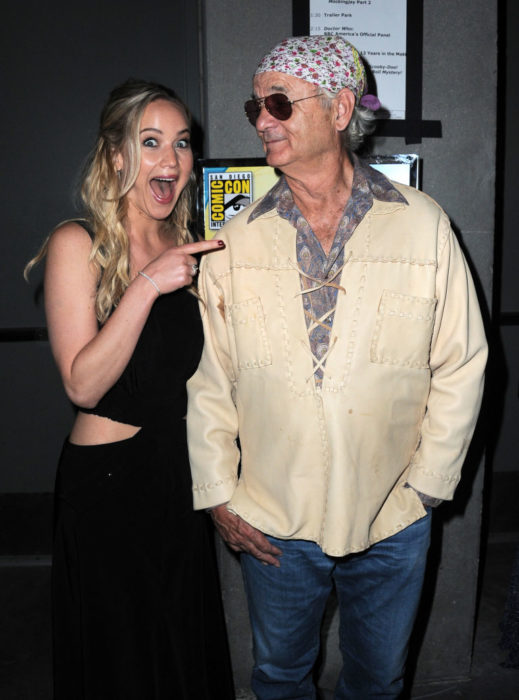 jennifer lawrence a bill murray
