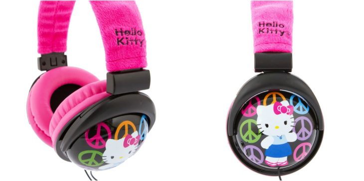 audifonos hello kitty