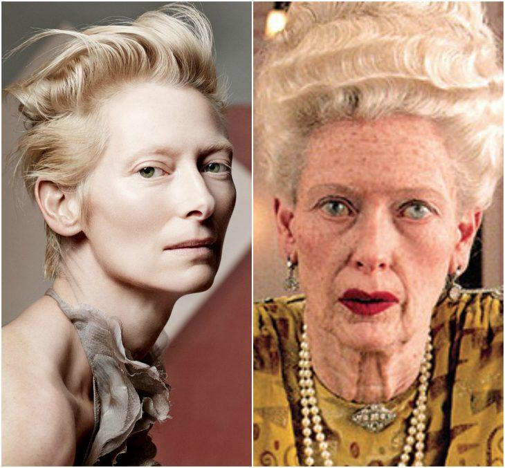 Tilda Swinton como Madame D