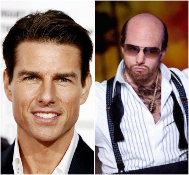 Tom Cruise comoLes Grossman