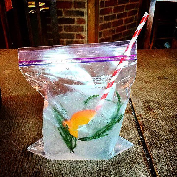 gin and tonic en bolsa