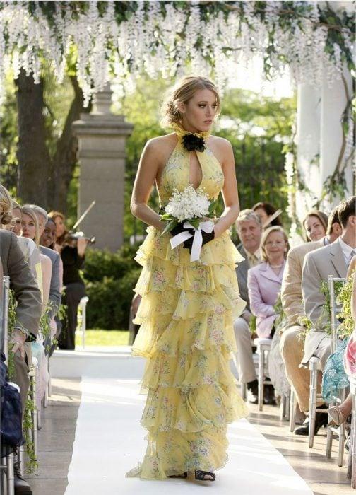 outfits de moda que vimos en la serie gossip girl