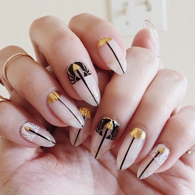 Wrap Artist Nail