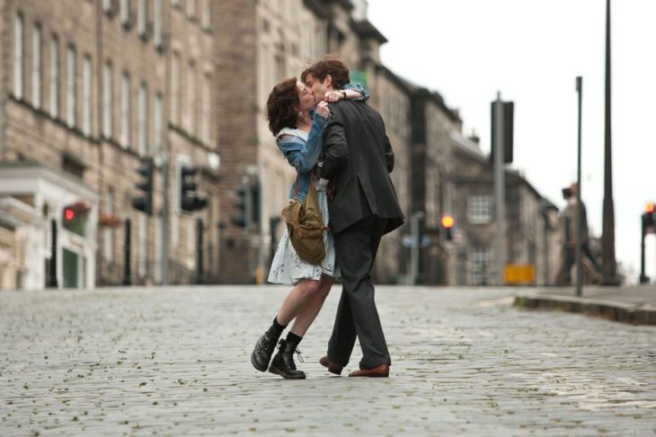 siempre el mismo dia beso
