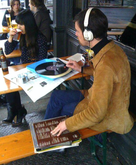 portador de discos