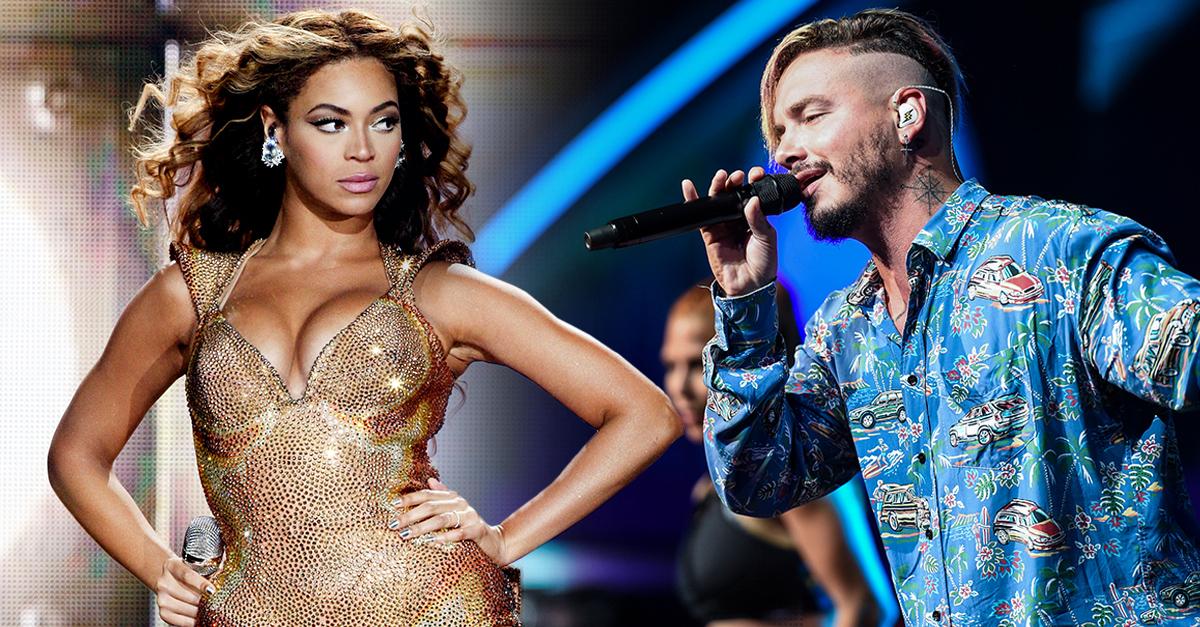 Beyoncé hace un dueto con J Balvin para apoyar a los damnificados en Puerto Rico y México