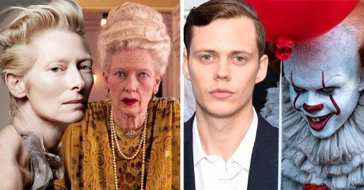 20 Celebridades que lucen irreconocibles en sus películas