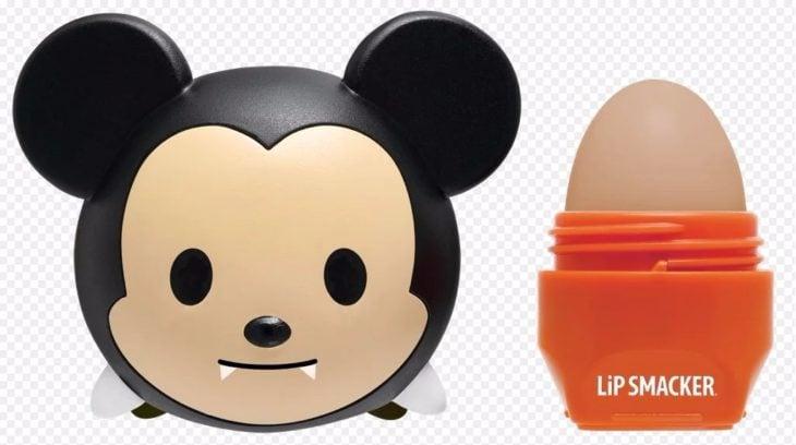 labial inspirado en mickey mouse