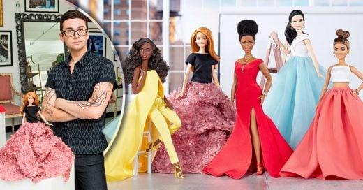 El diseñador Christian Siriano ahora viste la Barbie
