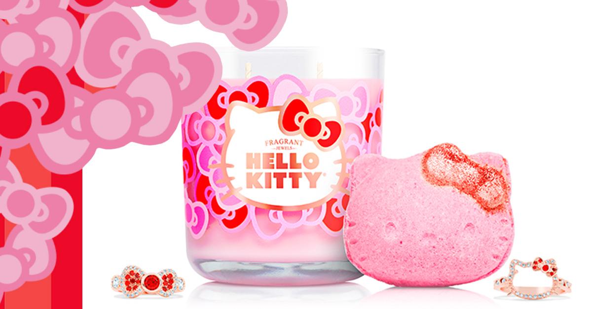 Estas bombas de baño de Hello Kitty son demasiado lindas para este mundo