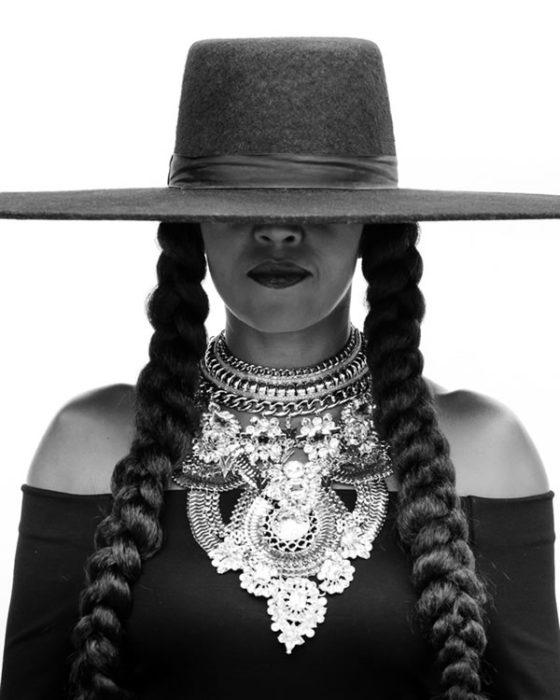 Michelle Obama felicitando a Beyoncé en su cumpleaños