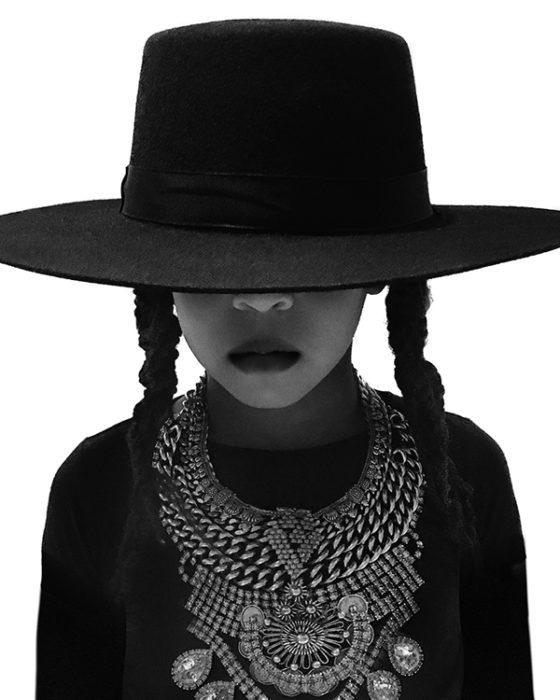 Hija de Beyoncé luciendo igual que su madre en el video Fundation