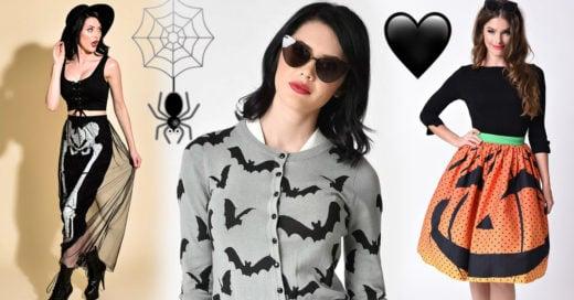 16 Increíbles outfits y accesorios que puedes llevar en Halloween sin necesidad de usar disfraz