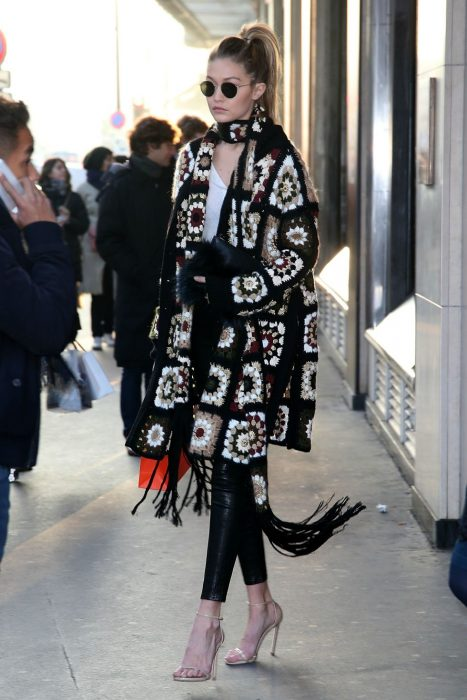 Gigi Hadidi street style