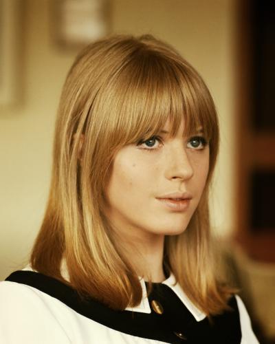 Marianne Faithfullfamosa it-girl de todos los tiempos