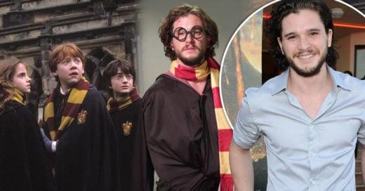 Kit Harington admite que es fan de Harry Potter y le gustaría participar en una de las secuelas