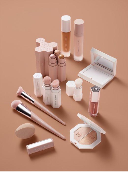maquillaje de color nude