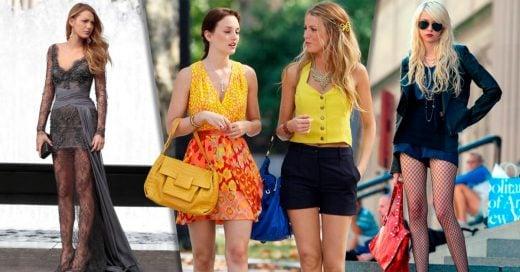Momentos en los que la Moda se hizo presente en Gossip Girl