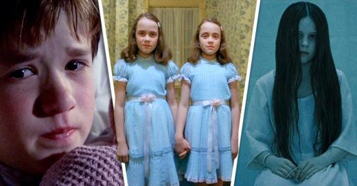 Niños que actuaron en películas de terror que no podrás reconocer