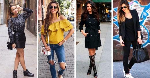 Outfits para lucir fantastica en la reunión con tus amigas