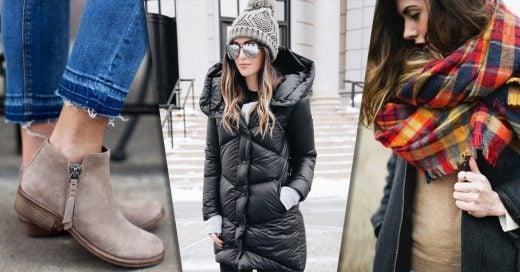 Prendas de invierno que jamás pasaran de moda