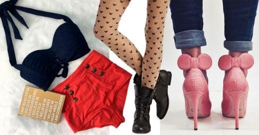 15 Prendas que todas las amantes de Mickey Mouse deberían de tener en su guardarropa