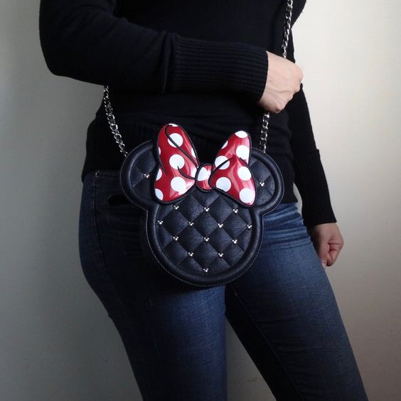 bolso de mickey mouse