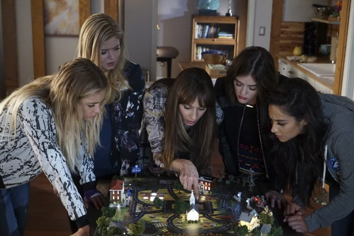 Pretty little liars tendrá un spin-off